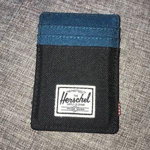 Herschel Supply Money & Card Clip